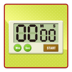 Androidアプリ「キッチンタイマー」をリリースしました。