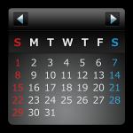 Androidアプリ「カレンダーウィジェット」をリリースしました。