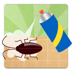 Androidアプリ「ゴキブリ退治」をリリースしました。