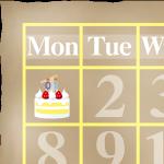 Androidアプリケーション「年齢・年号・西暦早見表」をリリースしました。